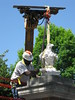 Restored eagles return to Toomer's Corner