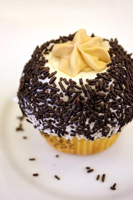 Irish Creme Cupcake