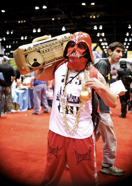 Gangsta Vader