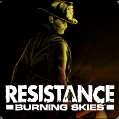 Resistance: Burning Skies - Riley