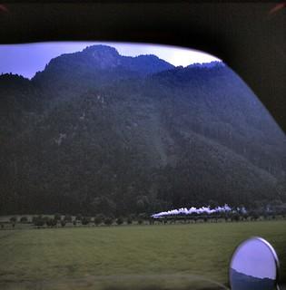 Austria   -   Whistle & Smoke   -   Near Innsbruck    - June 1970