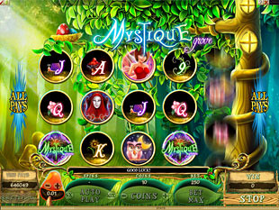 Mystique Grove slot game online review