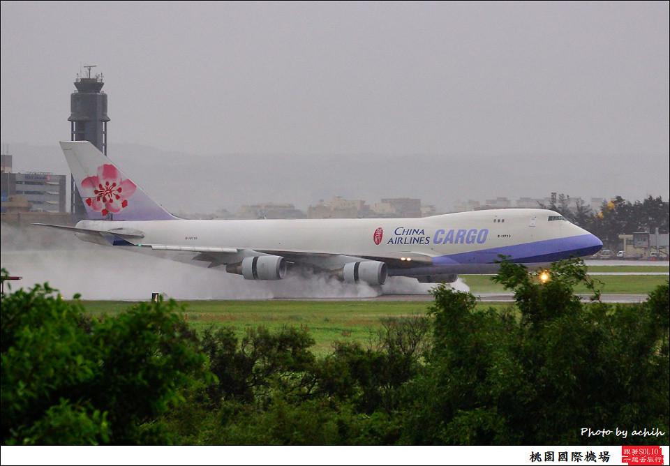中華航空B-18710貨機011