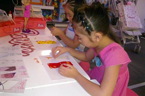 barbie-workshop