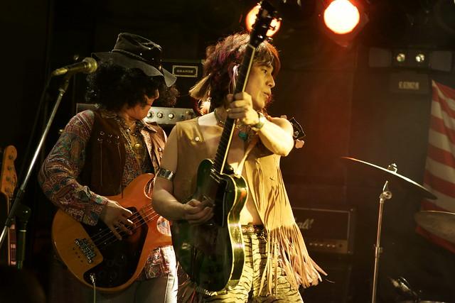 どファンク・マニアック live at Outbreak, Tokyo, 06 May 2012. 077