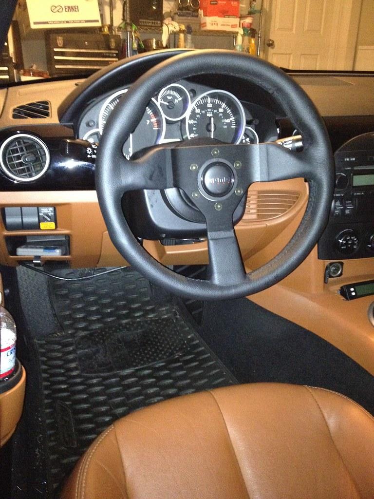 Show us your NC interior mods! - MX-5 Miata Forum
