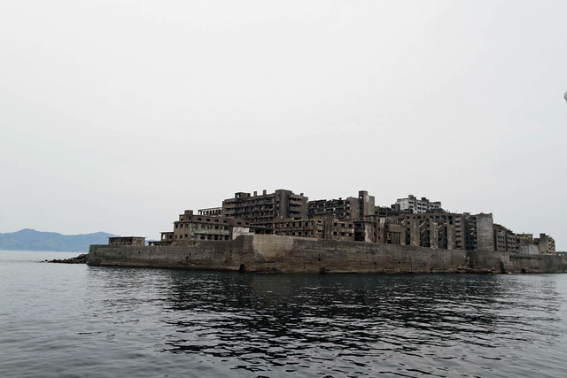 Nagasaki Hashima Island (端島) Gunkajima Tour  Flickr - Photo Sharing!