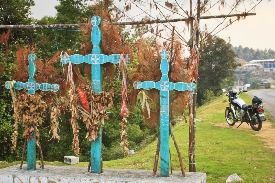 Photo Essay: On Two Wheels in the Mountains of Chiapas, Mexico
