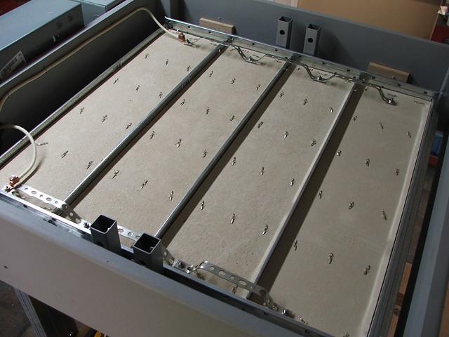 Volpin Props Protoform Vacuum Forming Machine