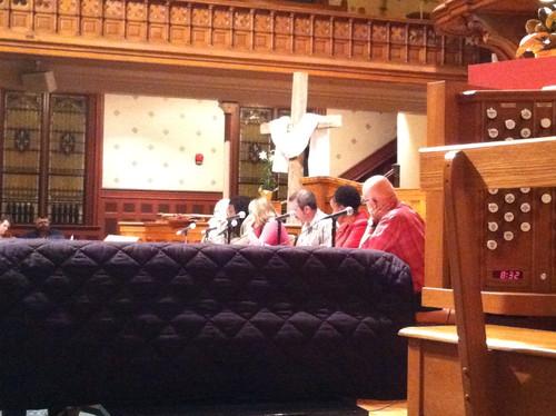 Panel on Violence at CYNKC