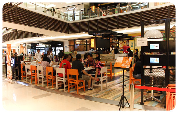 Tong Pak Fu Paradigm Mall