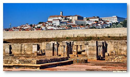 Ruínas de Santa Clara-a-Velha #6 by VRfoto