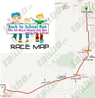 OLLA Back to School Fun Run