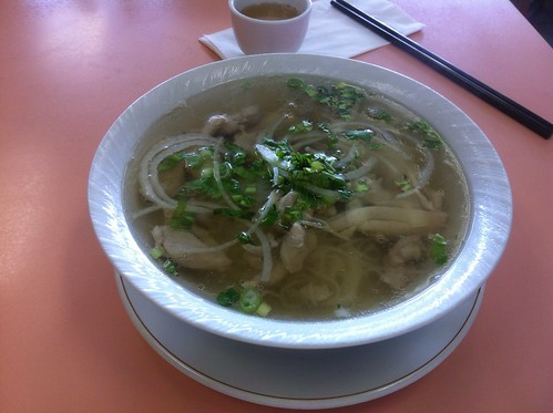 Pho Ga (Chicken Pho) by raise my voice