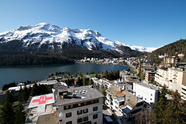 Hotel Schweizerhof St Moritz