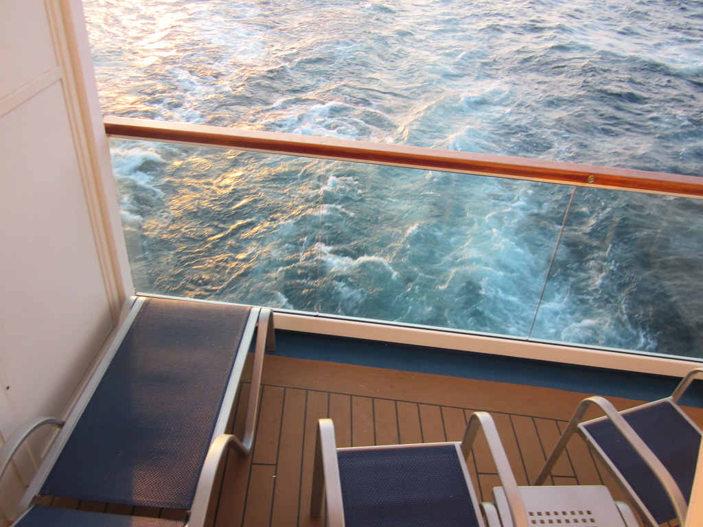 Aft balcony loungers cruise critic message board forums for Balcony on carnival cruise