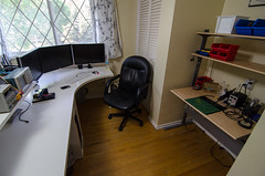 Workstation & Electronics Workbench