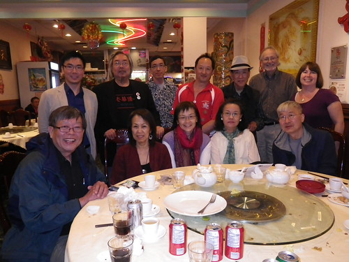 the chinese community in toronto chan arlene