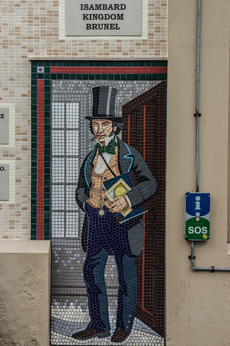 Bray Station: Murals And Mosaics by infomatique