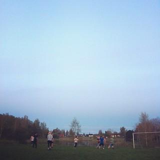 Obligatorisk fotboll
