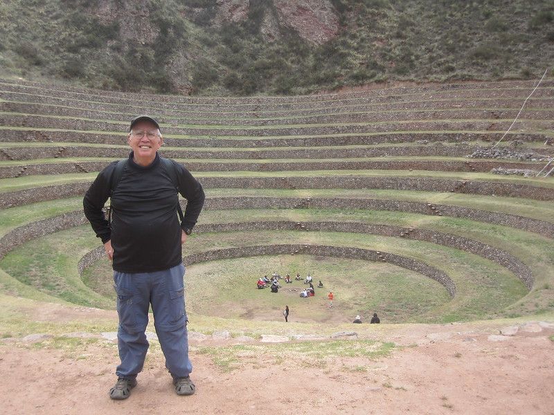 Moray Cusco Peru