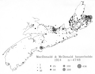 MacDonalds in Nova Scotia 1914