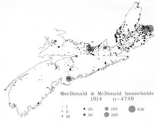 MacDonalds in Nova Scotia 1914