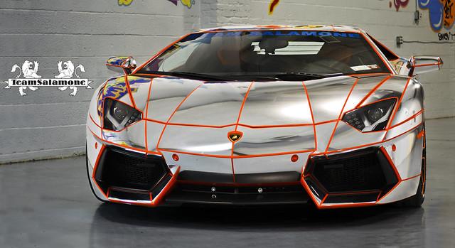 Gumball 3000 Lamborghini Aventador LP700-4   GUMBALL 3000 ...