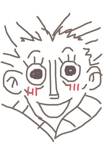 120526(2) - 聲優「恒松あゆみ」心血來潮畫出《Fate/Zero》所有角色的塗鴉、只有「久宇舞弥」發揮100%實力(笑) (15/18)