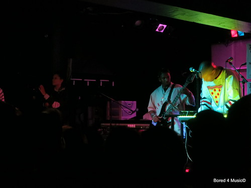 The Internet @ The Echo [05/25/12]