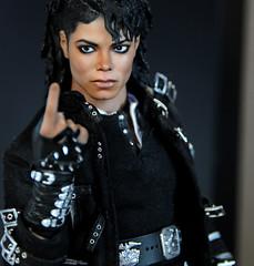 Michael Jackson, BAD; Hot Toy Repaint