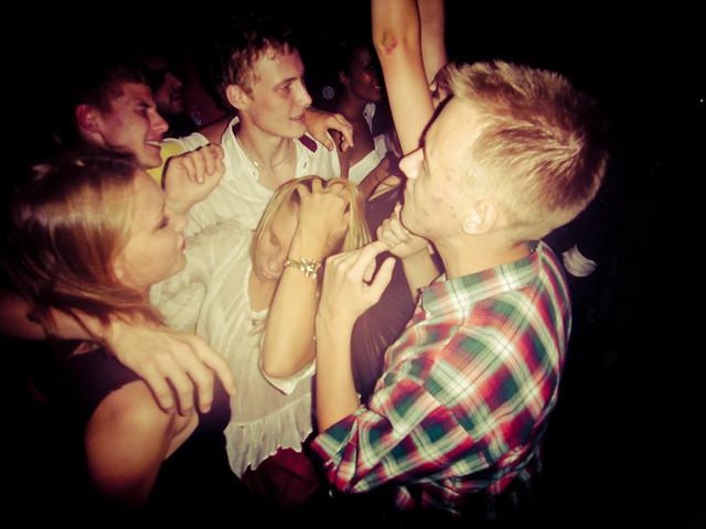 Dancing Johan