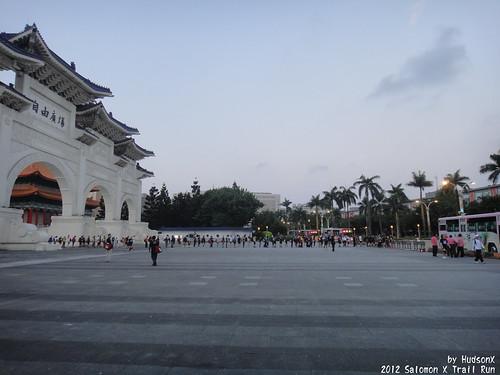 中正紀念堂搭接駁車
