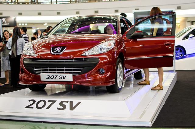 Peugeot 207SV (Sedan)
