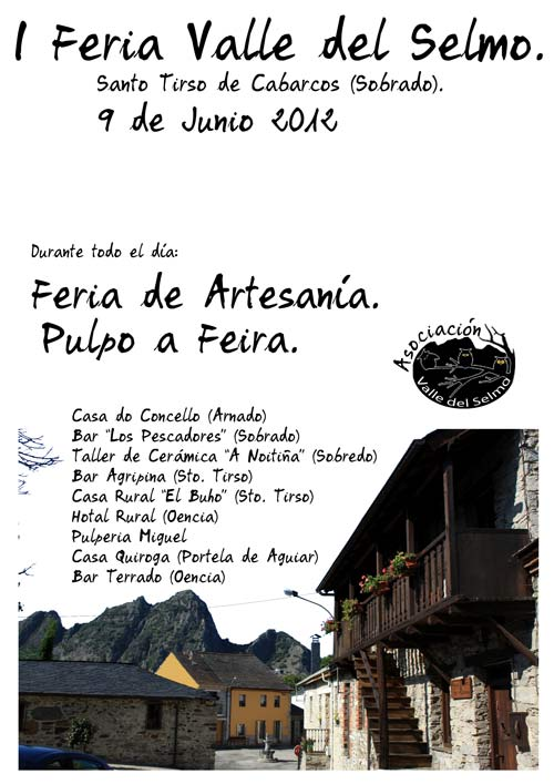 1a Feria del Valle del Selmo