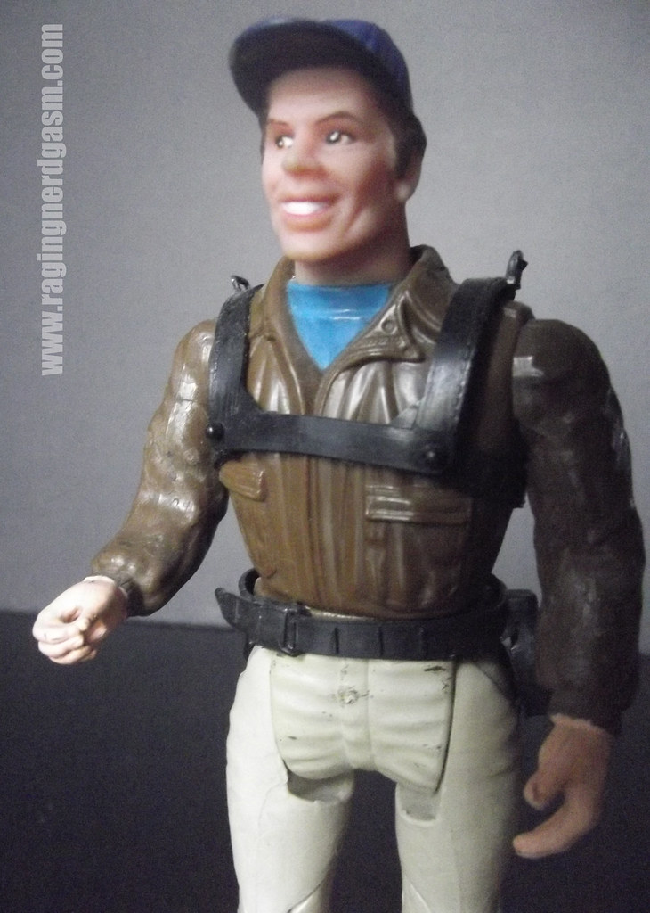 """Howlin' Mad"" Murdock from the A-Team by Galoob"