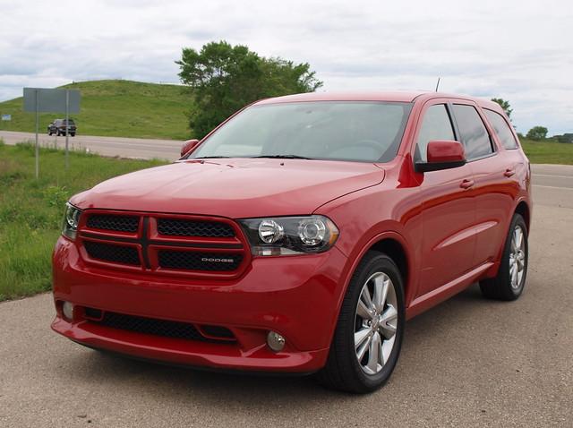 2012 Dodge Durango 23