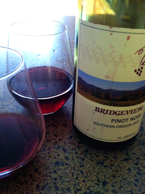 Bridgeview Pinot Noir