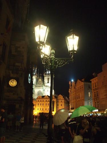 Prague at night....