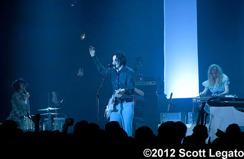 Jack White - 05-24-12 - Scottish Rite Cathedral, Detroit, MI