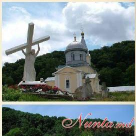 """Mănăstirea """"Sfînta Cuvioasa Parascheva"""", Hîncu"""