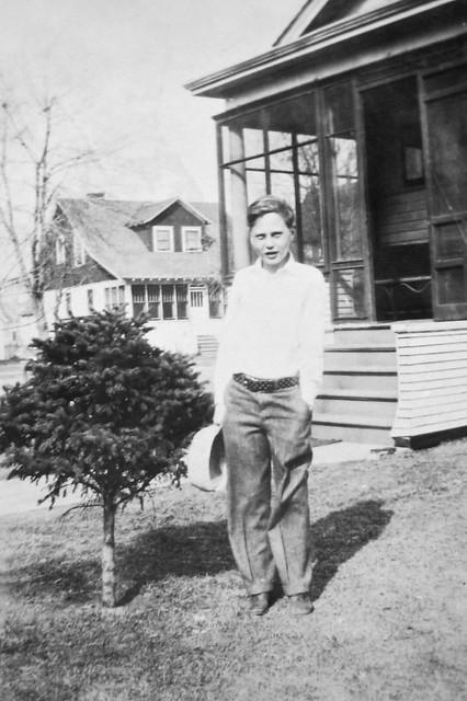 Herman Iverson - Moorhead ca. 1930