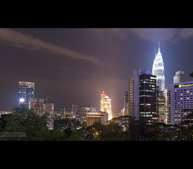 KL by night #1