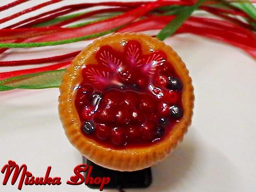 Tartaleta Frutas Del Bosque