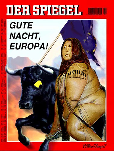 GUTE NACHT EUROPA by Colonel Flick