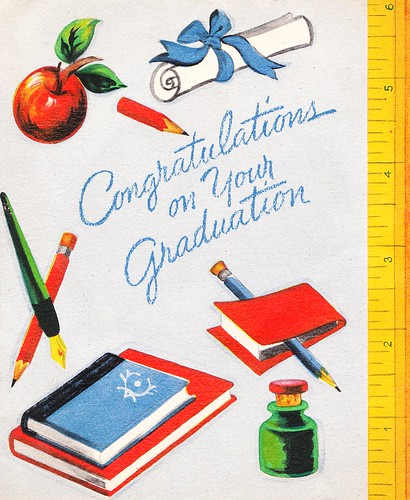 Graduation Card by saltycotton