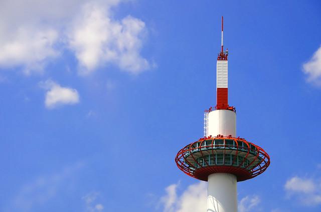 がんばれ京都タワー