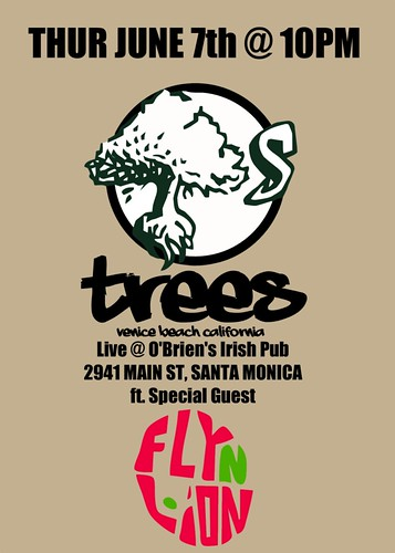 TREES OBRIENS FLYER