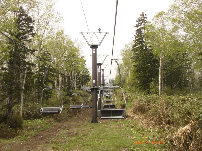 047黑岳纜車