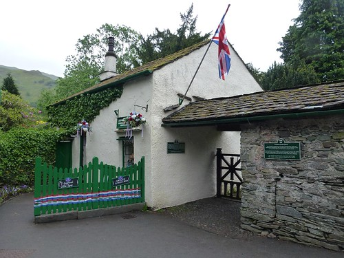 Grasmere - Gingerbread shop